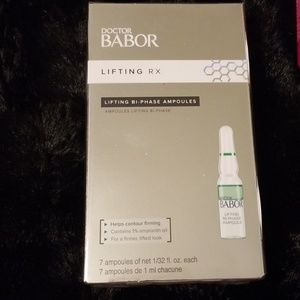 Dr. Babor Lifting RX : Lifting Bi-Phase Ampoules